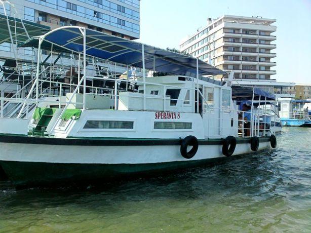 Vacante in Delta Dunarii cu vaporasul !