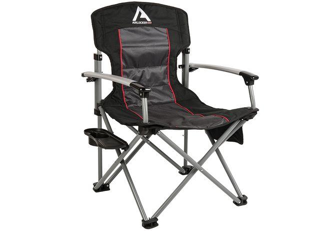 Scaun camping profesional PLIABIL cu masuta ARB AIR LOCKER