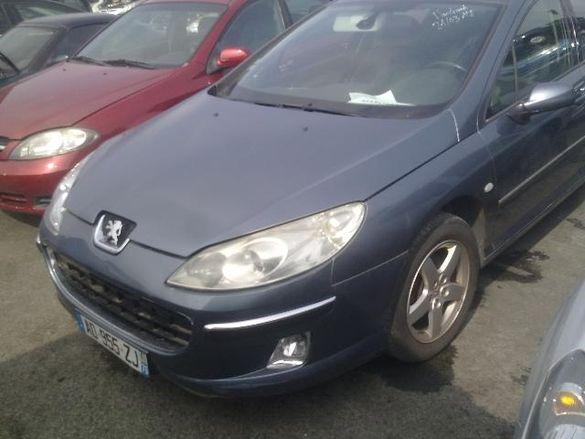 Peugeot 407 1.6 HDi 2005 на части