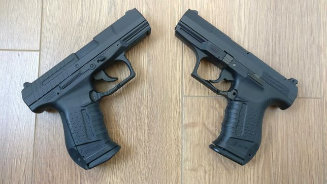 Pistol Airsoft WALTHER P99 DAO 4,6jouli 215 m/s