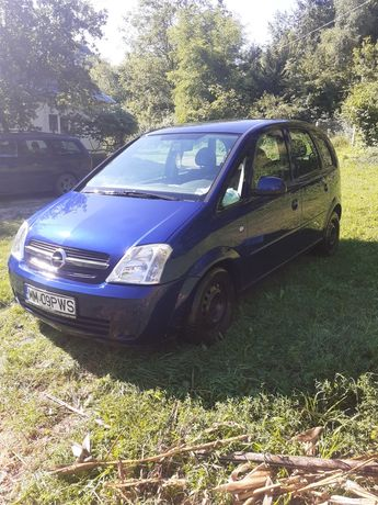 Opel meriva schimb cu cross 450