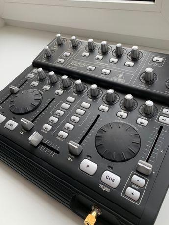 Продам DJ пульт Behringer B-CONTROL DEEJAY BCD3000
