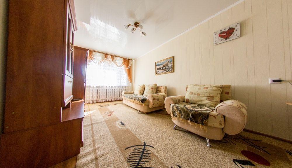 Однакомнатная квартира Район Колхозного Рынка. Мебелирована Петропавловск - изображение 1