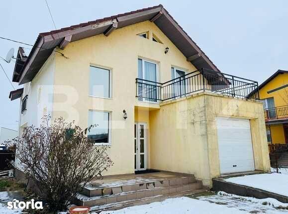 Casa individuala, 180 mp utili, 600 mp curte, parcare, zona Traian...