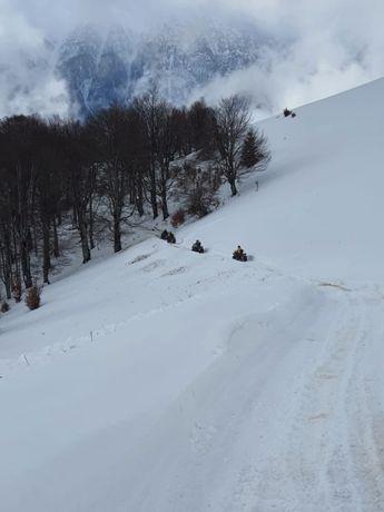 Inchirieri ATV, Brasov, Busteni, Sinaia, Predeal, Azuga