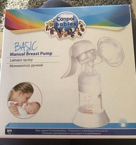 Pompa de sân manuala canpol babies