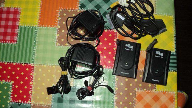Audio video wireless COBRA