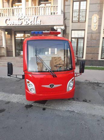 Электро автобус для перевозки детей