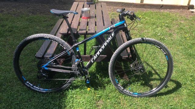 "Vand Bicicleta Cannondale Lefty FSI Full Carbon 29"""