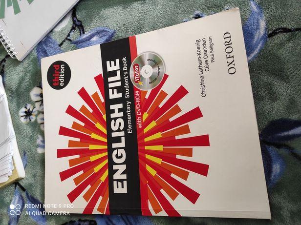 English File учебники по английскому
