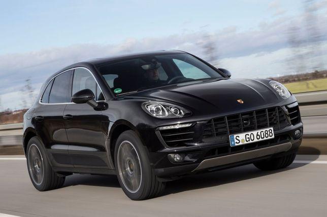 Dezmembrez Porsche Macan 2015