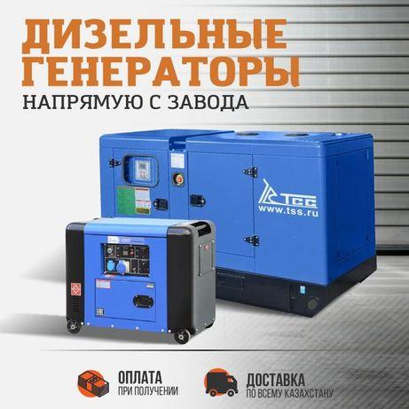 Недорогие и надежные дизельные генераторы для работы и дома.