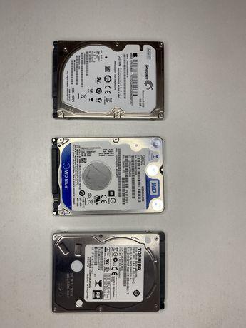 Жесткий диск 500 GB Western Digital, 500 GB Seagate