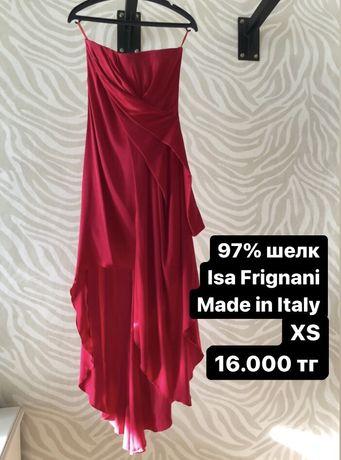 Брендовые платья Massimo Dutti, Isabel Garcia, Isa Fregnani