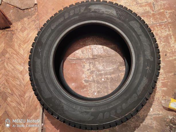 Новые зимние шины, шипованные, 4 штуки