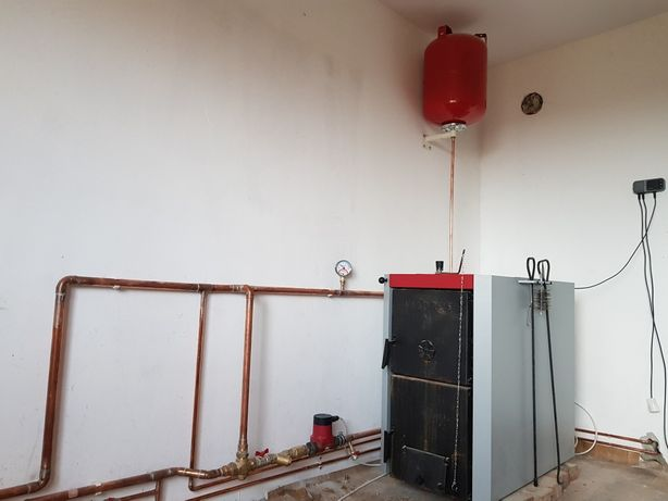 Instalatii termice , sanitare si pluviale ! F.D.E. !