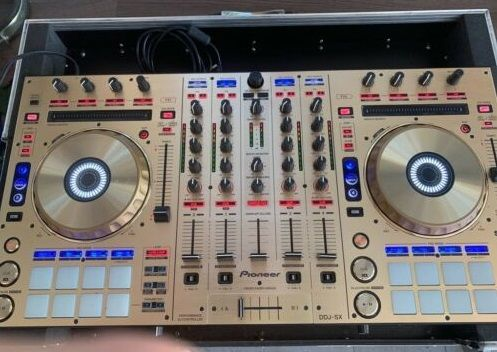 Pioneer SX Gold Edition