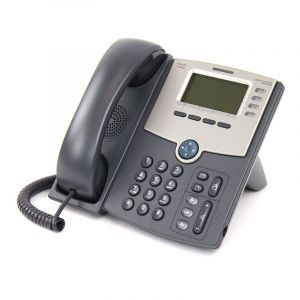 Универсален Офис Телефон Cisco SPA51X - Внос от Англия чисто нов