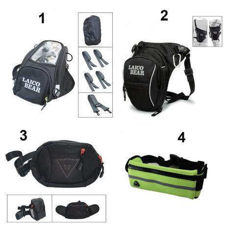 Чанти за мотоциклет , колоездене , ежедневие , туризъм и др