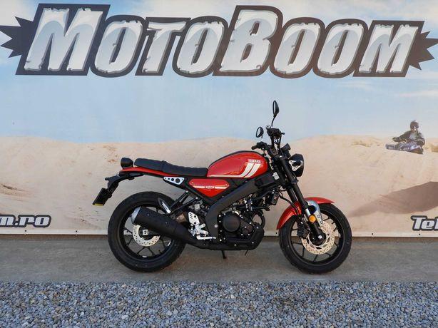 Motocicleta Yamaha XSR125 2021