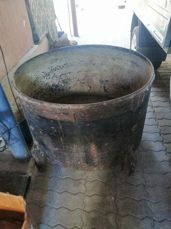 Ёмкость из метала 500 600 л не гнелая, состояние хорошее, размеры на ф