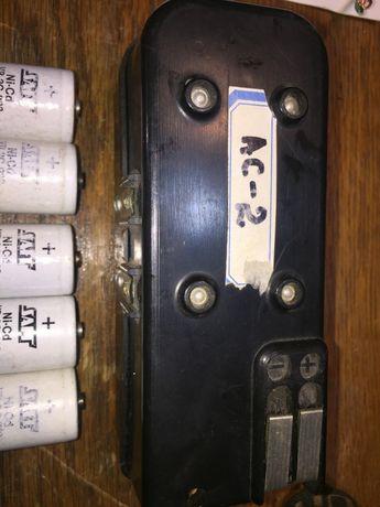 Vand acumulatori SAFT si capsula cu 10 acumulatori