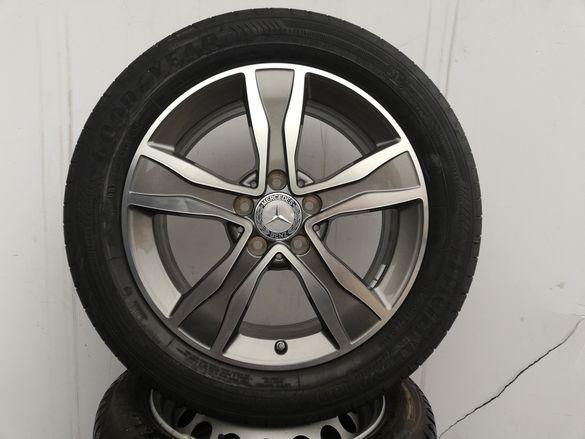 Mercedes W205, Мерцедес 17 цола
