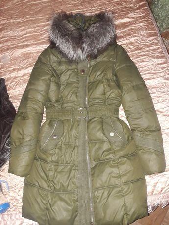 Продам в отличном состоянии мех  натуральный чернобурка 46р