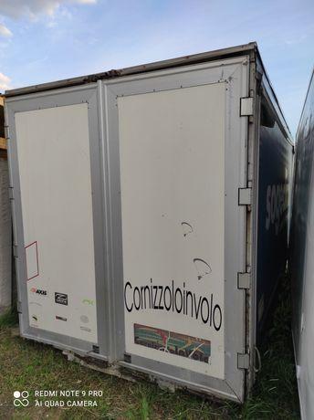 Container duba lada prelata perdea obloane și uși de aluminiu