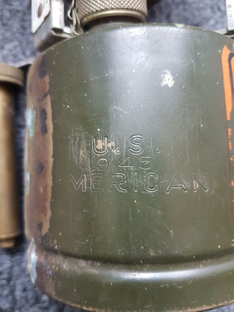 Ww2 1945 US army gasoline stove
