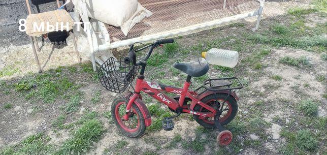 Велосипет дет жағдайы жаксы