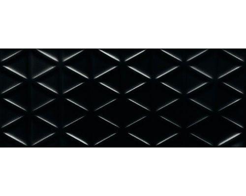 Faianta neagra Senza Geo black S 29,8x74,8 cm