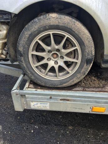 Jante r15 5x112 Vw,Audi,seat, Skoda