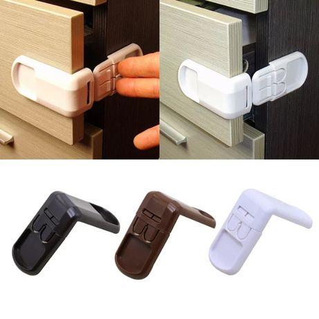 Заключалки, заключване, предпазител за шкаф, чекмедже