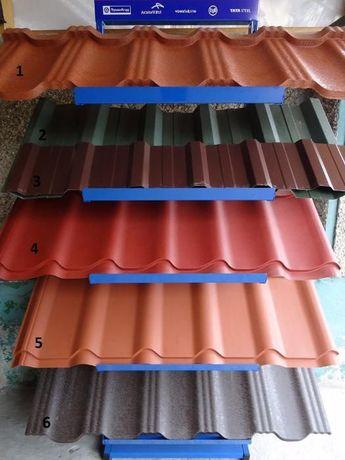 метална керемида - ново поколение покриви
