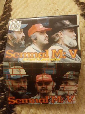 Semnal M: V - Povești la gura sobei - caseta album 1996