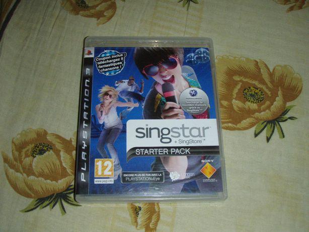 SingStar + SingStore - Starter Pack, numai disc (fara accesorii) PS3