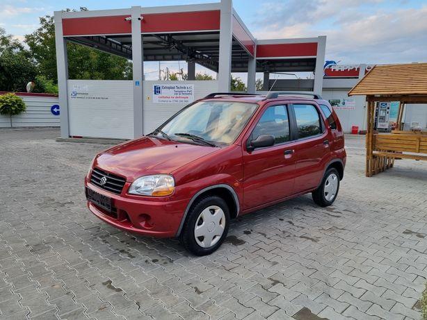 Suzuki Ignis 4x4 1,3 benzina 105000km