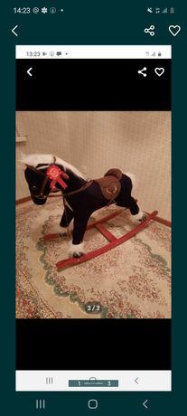 Продам Новый лошадка