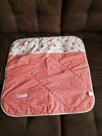 Одеяло за изписване на бебе