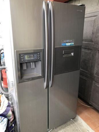 Combina frigorifica Samsung