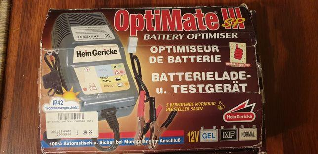 Încărcător de baterii hein gericke