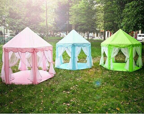 Детская игровая палатка шатер домик