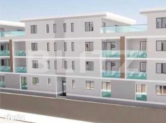 Apartament de 4 camere, 92.77 mp utili, imobil nou