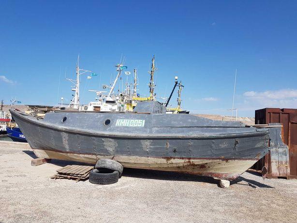 Продается морской катер