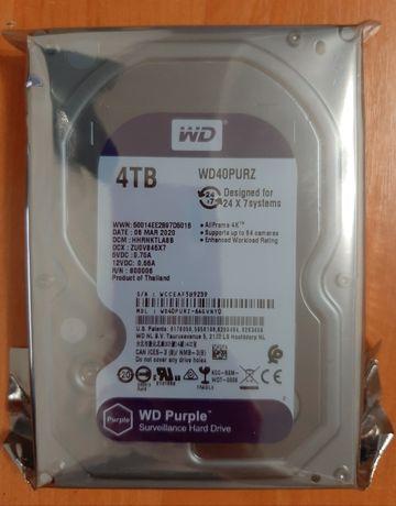 Жёсткий диск  WD purple по оптовой цене