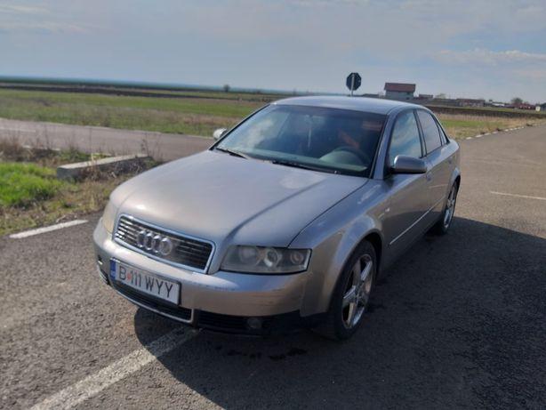 Se Dezmembrează Audi A4 b6 2.0 ALT Benzina 131 cp