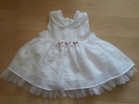 Детси рокли р.74,р.92