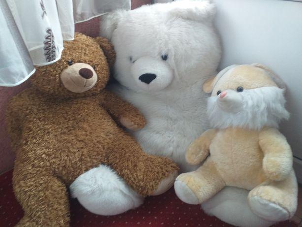 Urșii mari pluș+ iepuraș