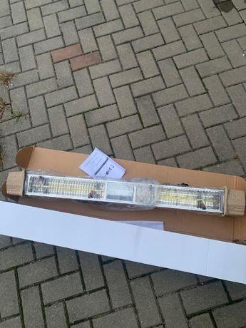 Vand incalzitor pentru terase cu infrarosu